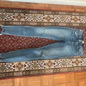 Citizens Rocket High Rise Skinny Jean Size 26